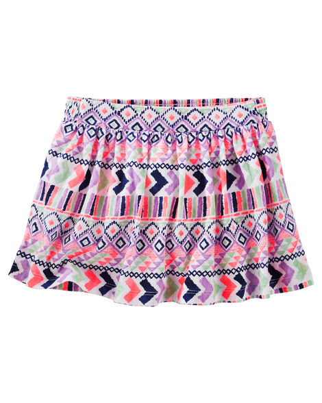 Display product reviews for Geo Print Scooter Skirt