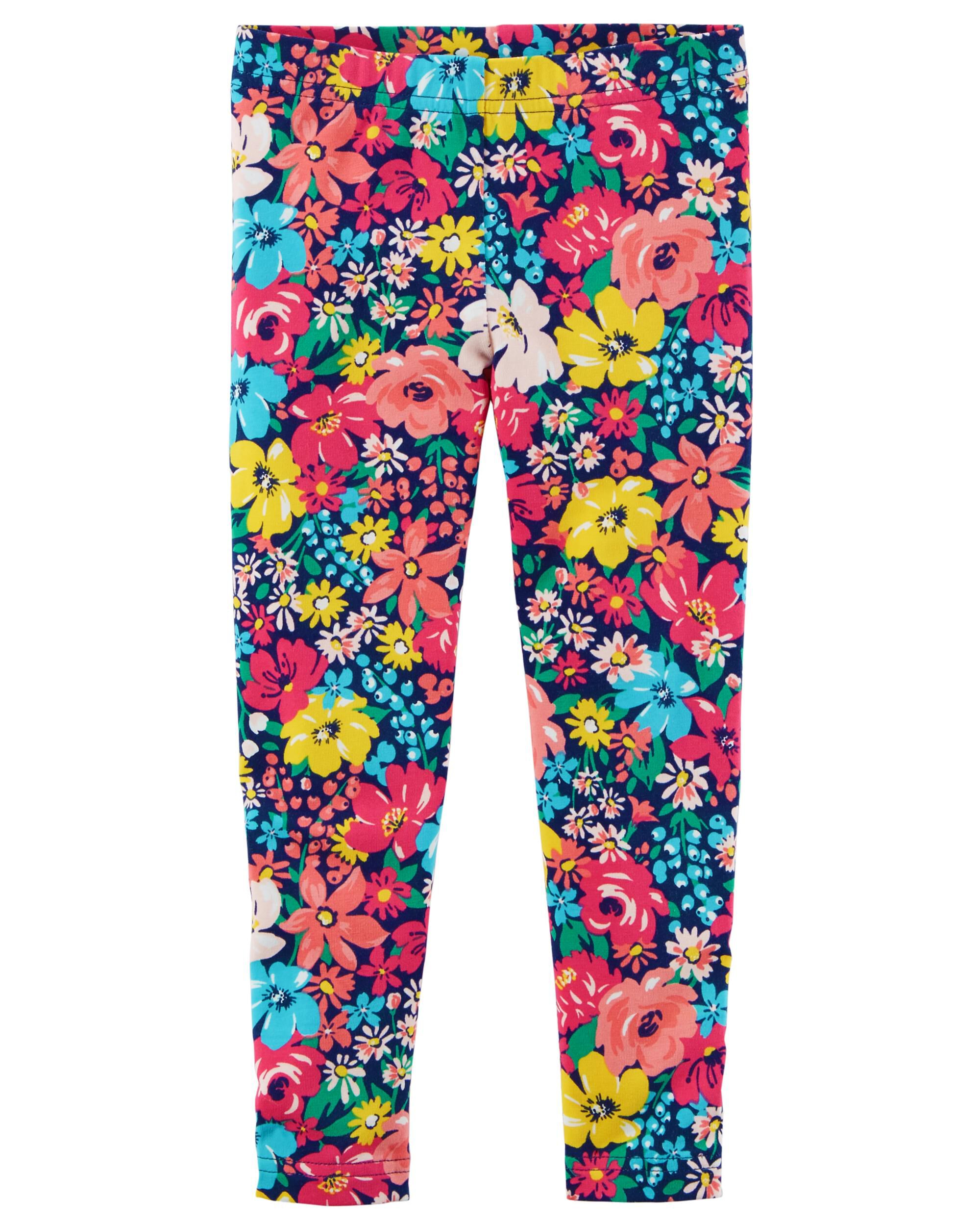 Baby Girl Pants: Leggings & Jeggings | Carter's | Free Shipping
