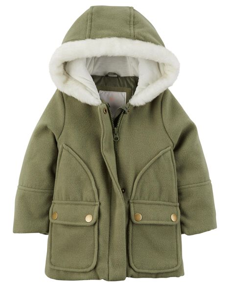 Baby Girl Rain Jackets Coats Amp Outerwear Carter S