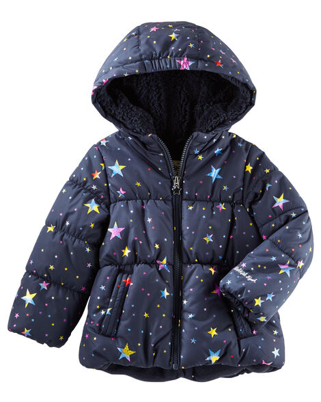 Baby Girl Jackets Coats Amp Peacoats Oshkosh Free Shipping
