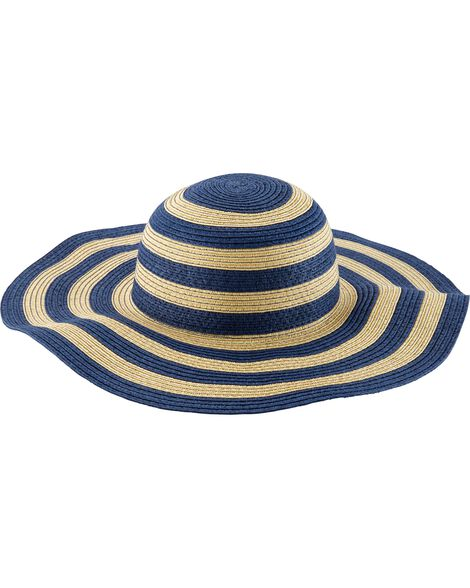 Display product reviews for Striped Sunhat