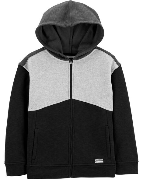 Display product reviews for Colorblock Hoodie