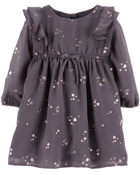 Display product reviews for Ruffle Star Dress