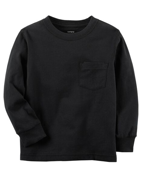 Display product reviews for Basic Long-Sleeve Tee