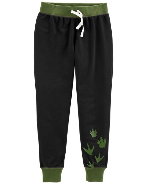 Display product reviews for French Terry Poly Sleep Joggers