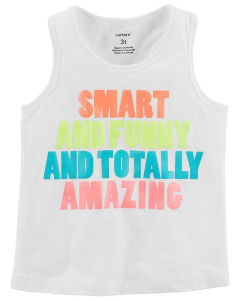 Display product reviews for Smart Funny Amazing Jersey Tank