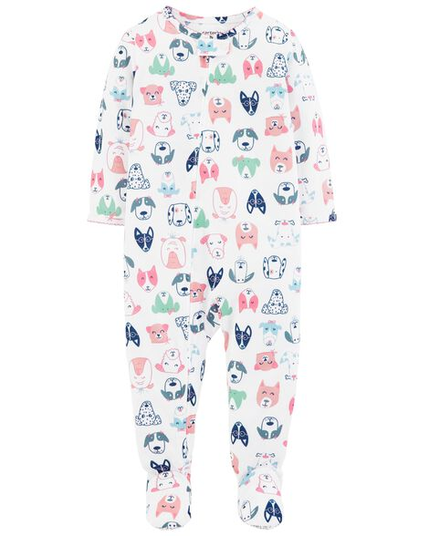 Display product reviews for 1-Piece Dog Poly PJs