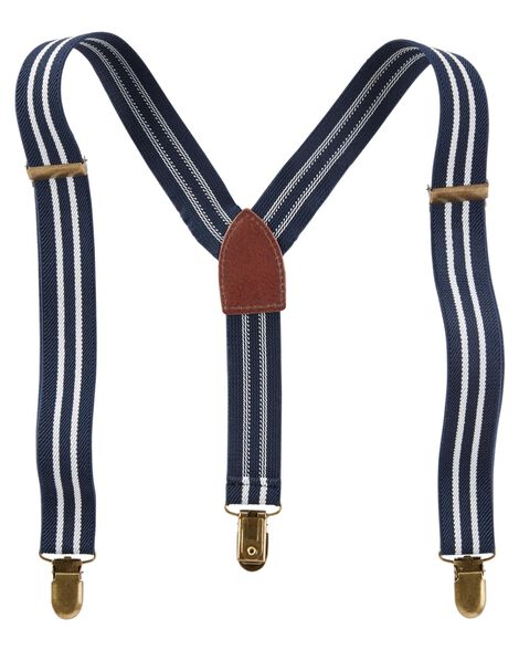 Display product reviews for Striped Suspenders