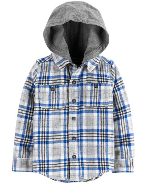 Display product reviews for Hooded Flannel