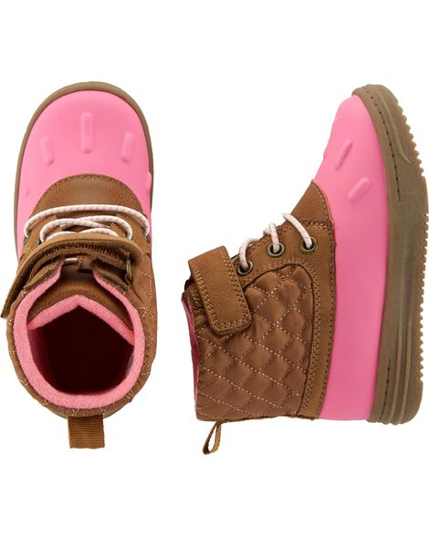 Display product reviews for Carter's Duck Boots