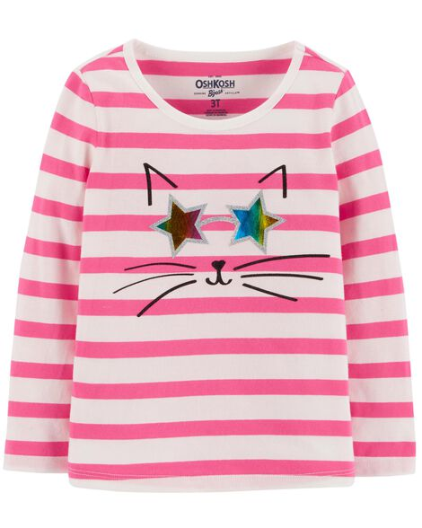 Display product reviews for Jersey Cat Top