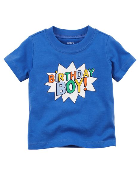 Display product reviews for Birthday Boy Tee