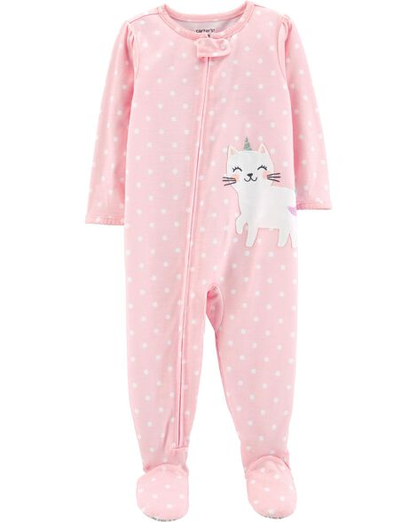 Display product reviews for 1-Piece Cat Poly PJs 42e07203f