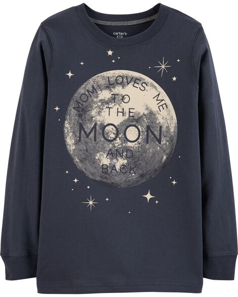 Display product reviews for Moon Family Tee