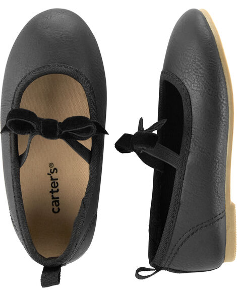Display product reviews for Carter's Ballet Flats