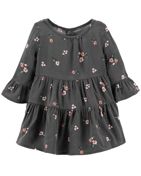 Display product reviews for Tiered Floral Dress