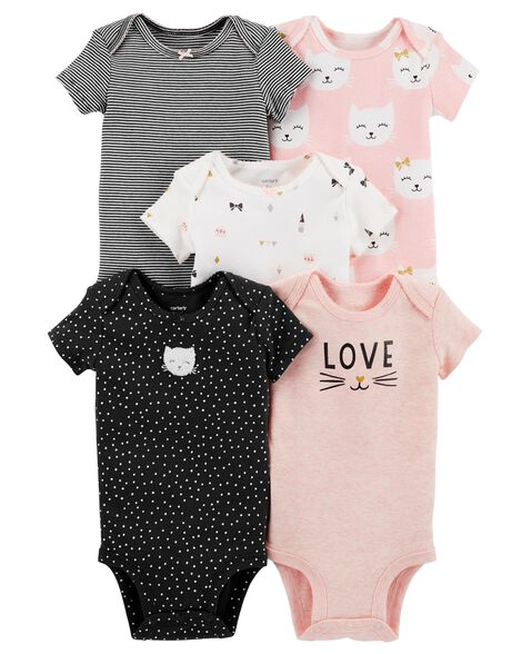 Display product reviews for 5-Pack Kitty Original Bodysuits