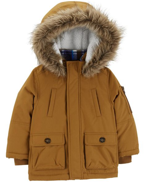 Display product reviews for Hooded Parka Jacket