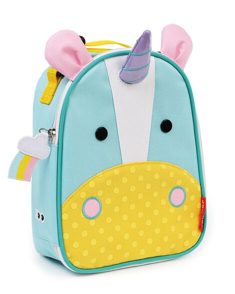 Zoo Lunchie Insulated Kids Lunch Bag фото