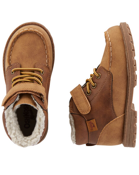 Display product reviews for OshKosh Sherpa Boots