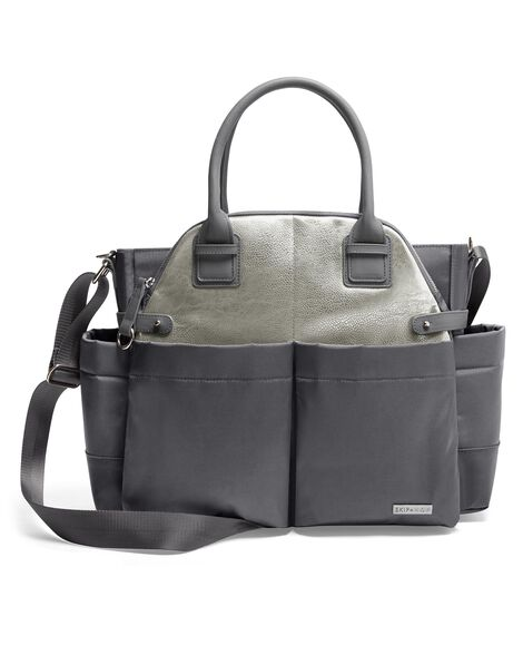 Display product reviews for Skip Hop Chelsea Downtown Chic Diaper Satchel