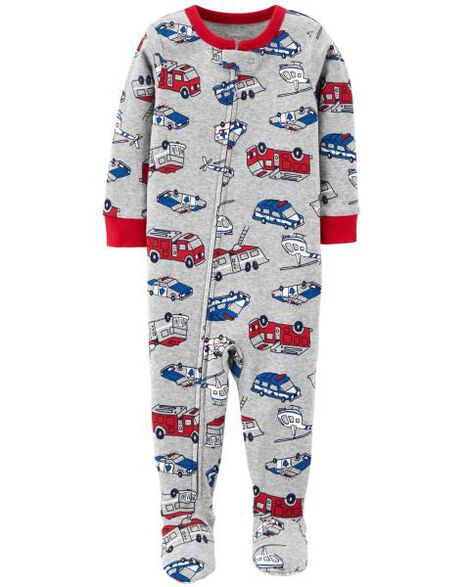Display product reviews for 1-Piece Hero Snug Fit Cotton PJs