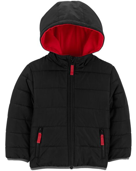 Display product reviews for Hooded Puffer Jacket