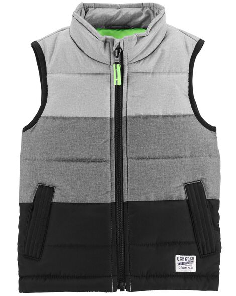 Display product reviews for Colorblock Vest