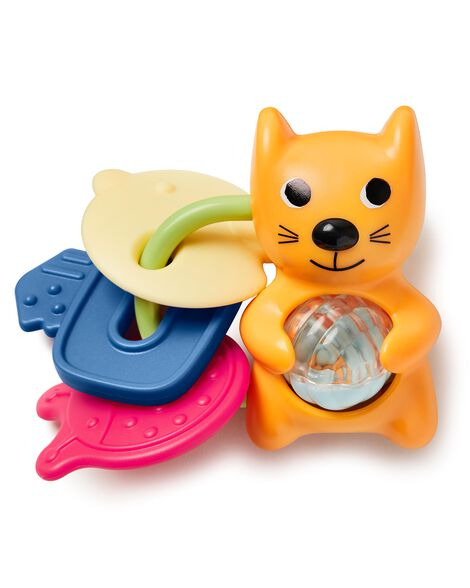 Display product reviews for Vibrant Village Rattle & Teethe Keys