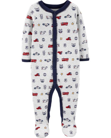 e0e428040f Baby Boy One-Piece Jumpsuits & Bodysuits | Carter's | Free Shipping