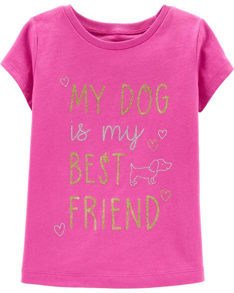 d30d476a92e Display product reviews for My Dog Is My Best Friend Jersey Tee