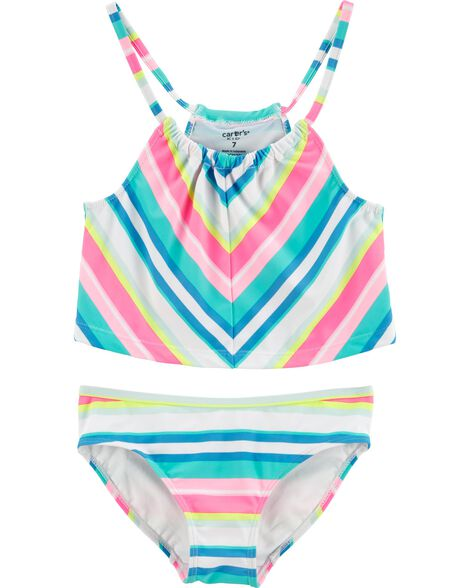 87b7fdea8 Display product reviews for Carter's Striped 2-Piece Swimsuit