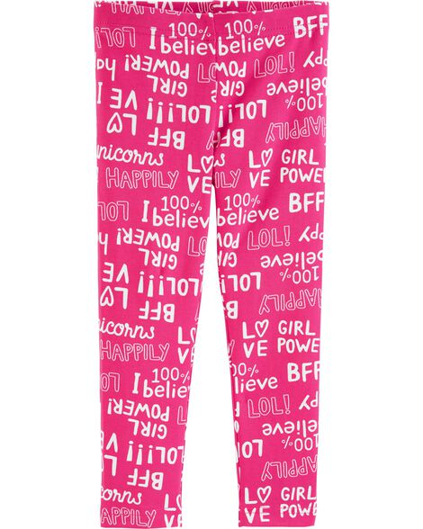 Display product reviews for Girl Power Leggings
