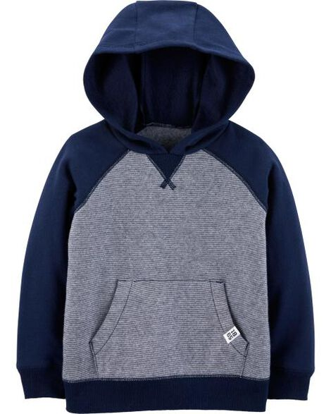 Display product reviews for Pullover Fleece Hoodie