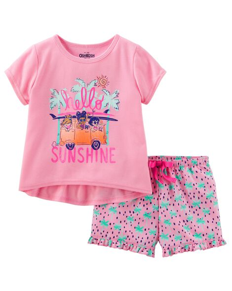 Display product reviews for 2-Piece Sunshine PJs
