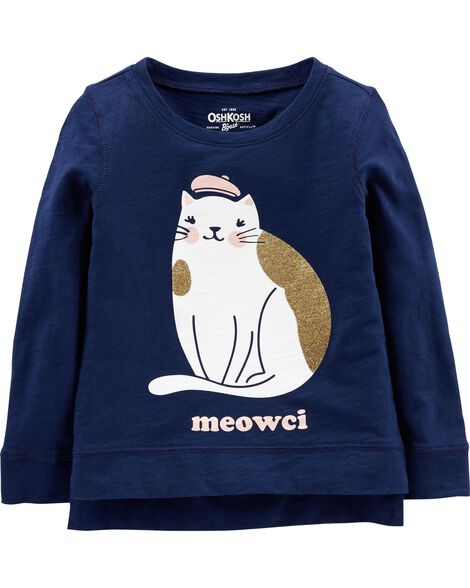 Display product reviews for Glitter Cat Pullover