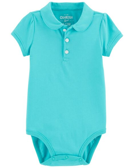 Display product reviews for Jersey Polo Bodysuit