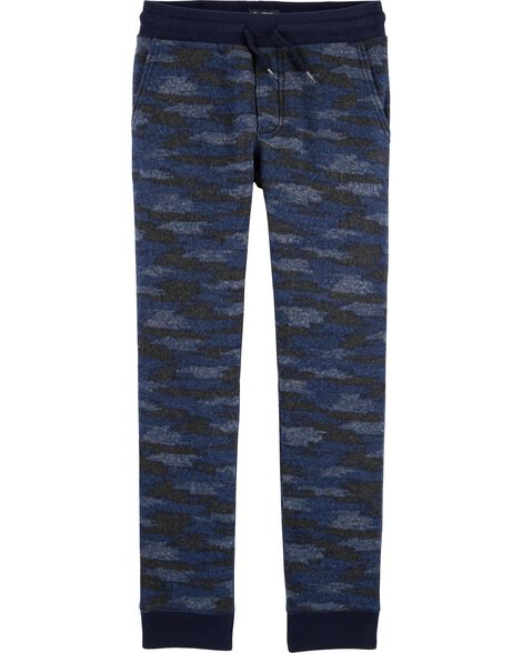 Display product reviews for Sweater Fleece Camo Joggers