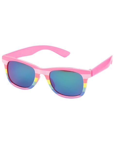 Display product reviews for Striped Sunglasses