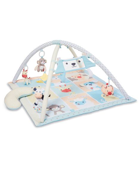 Display product reviews for Baby Animal Selfie Activity Gym