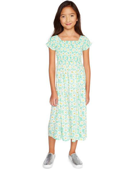 301c4951d175 Girls' Dresses & Rompers (Size 4-14) | Carter's | Free Shipping