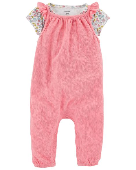 d8d6004b75b Display product reviews for 2-Piece Tee & Tank-Style Jumpsuit Set