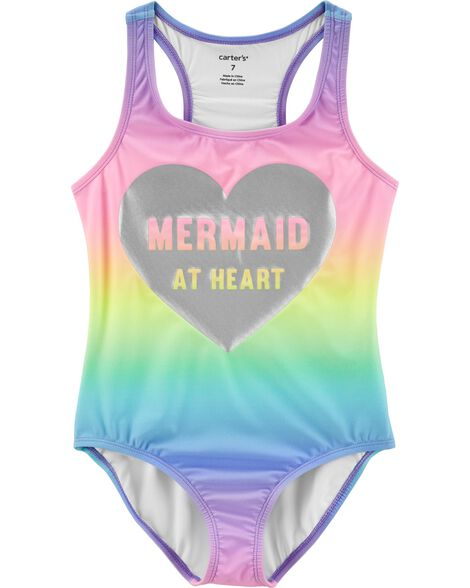 Display product reviews for Carter's Mermaid 1-Piece Swimsuit