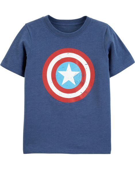 1251ddd7313f Display product reviews for Captain America Tee