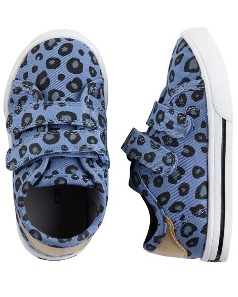 Display product reviews for Carter's Cheetah Casual Sneakers