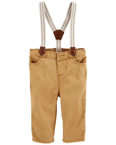 Display product reviews for Twill Suspenders