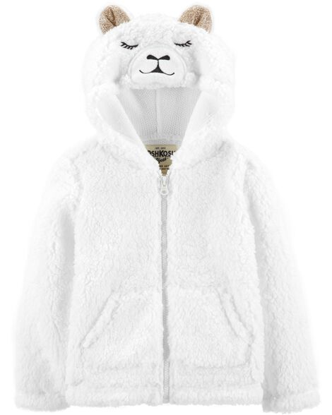 Display product reviews for Fuzzy Llama Hoodie