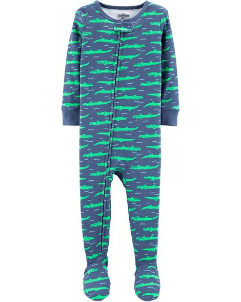 Display product reviews for 1-Piece Alligator Cotton PJs f624c864e