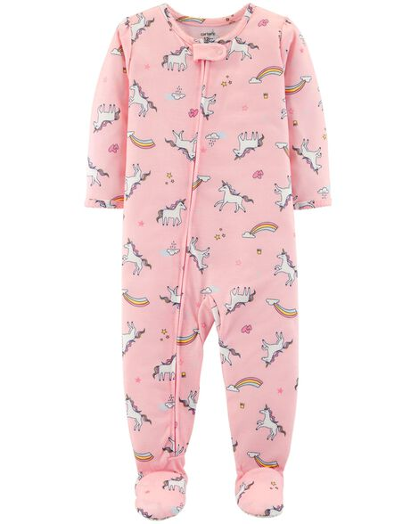 Display product reviews for 1-Piece Unicorn Poly PJs