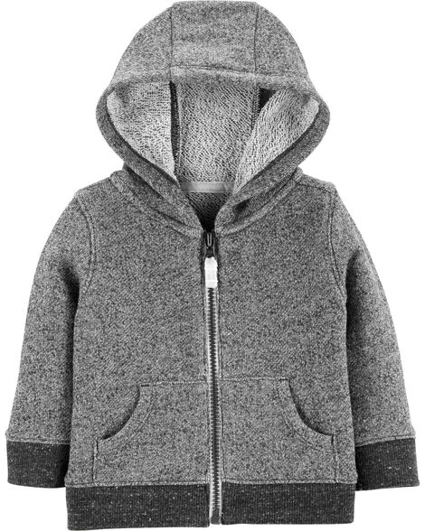 Display product reviews for Marled Yarn Zip-Up French Terry Hoodie